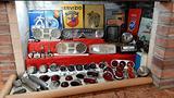Pezzi di ricambio parti elettriche auto d'epoca