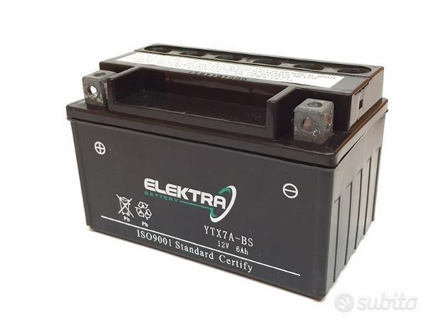 """Batterie varie scooter YTX9-BS YT7B-BS """"Nuove"""""""