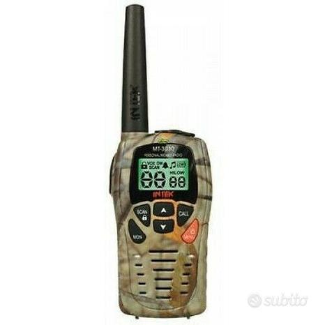 Intek MT-3030 RICETRASMITTENTE WalkieTalkie VOX