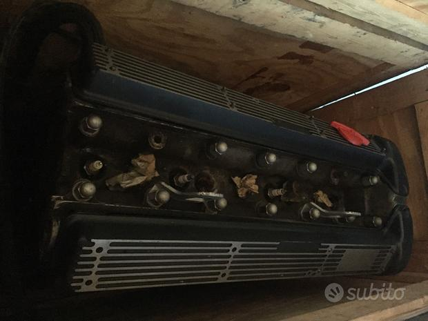 Motore Jaguar XJ6 4.2 del 1971