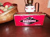 Antica scatola sigarette