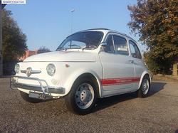 FIAT 500 Abarth STRADALE **** iscritta nell' alb