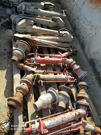Stock irrigatori usati