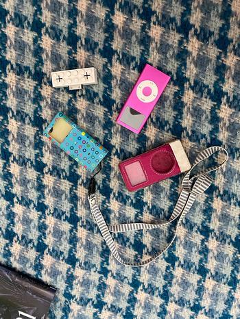 Apple iPod nano A1199 con altoparlante 4 gb