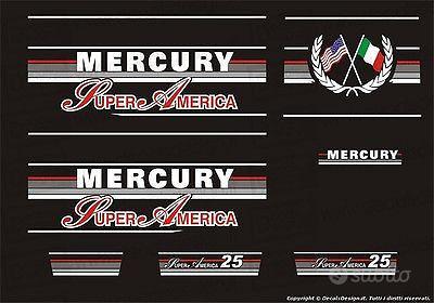 Accessori eliche ricambi mercury