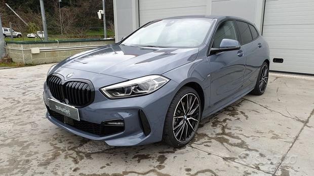 BMW serie 1 M sport ultimo modello