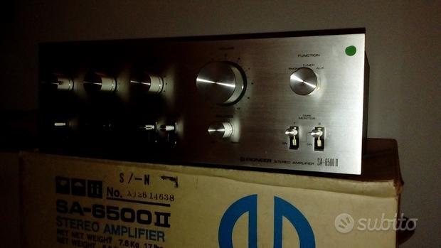 Stereo Pioneer vintage