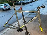 Telaio cube cross race XL gravel ciclocross