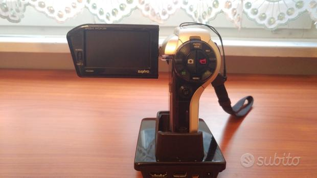 Videocamera Full-HD 60FPS
