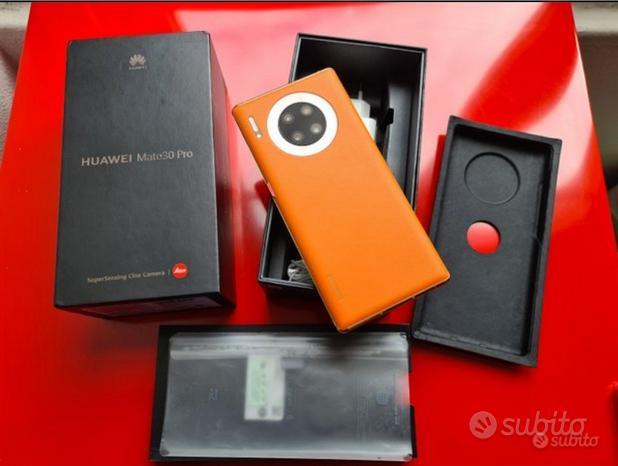 Huawei mate 30 pro 5G orange edition 8/256GB