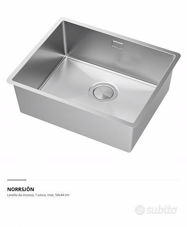 IKEA Cucina Norrsjon Lavello