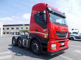 Iveco STRALIS AS 440S50TX 6X2 3 assi euro6 trattor