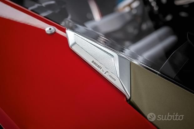 Cover fori specchi Ducati Panigale V4