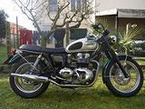 Triumph Bonneville - 2001