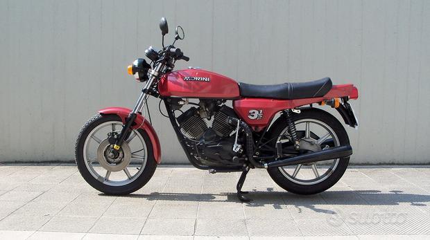 Moto Morini 350 cc - 1984