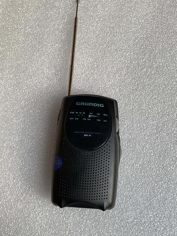 Radio Pocket GRUNDIG Boy 47