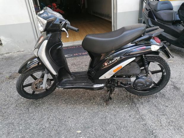 Piaggio Liberty 50 motore 2 tempi 2008
