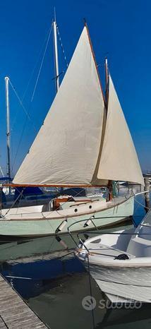 Barca a vela metri 7,30 (anno 2011)