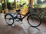 Bicicletta 3 ruote per adulti ligiochibri