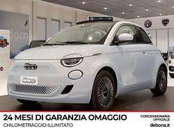 Fiat 500 500e cabrio icon