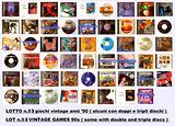 Lotto n.45 Videogiochi- PC -CD ROM Vintage anni 90