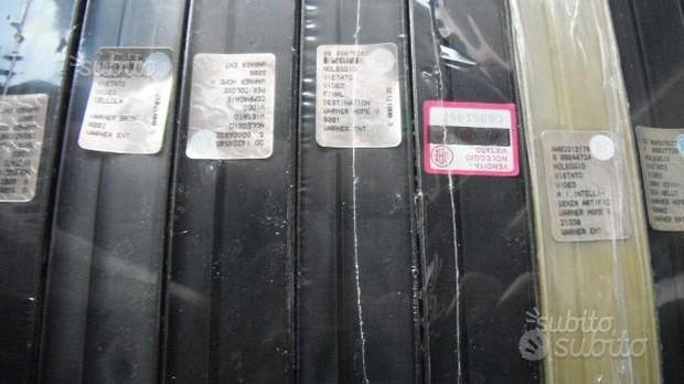 StarWars originali VHS CD DVD 33 45 giri