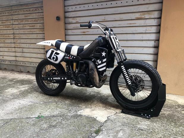 Kawasaki kx 250 1986