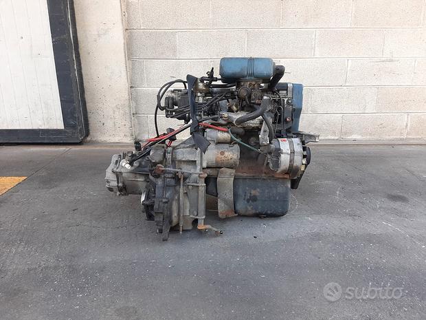 Motore cambio Fiat Uno 90 1100cc benzina 160A3000