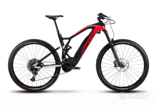 E-bike Fantic 1.5 Carbon Sport nuovo