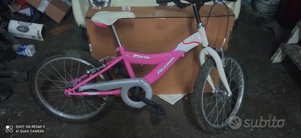 Vari articoli per casa ed una bici da bambin