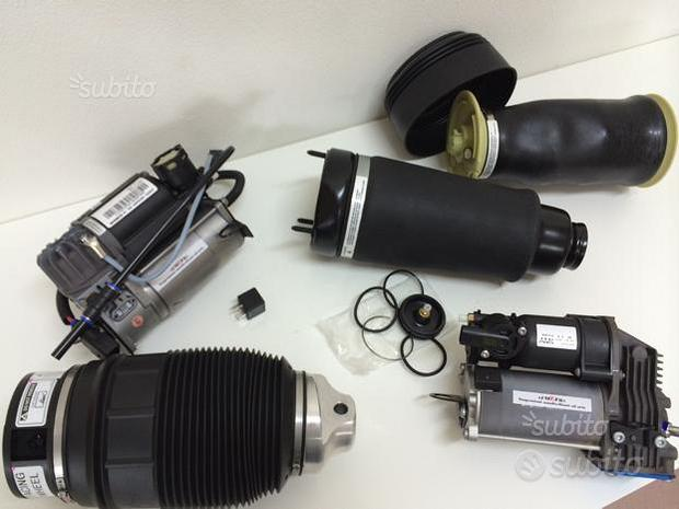 Sospensioni aria airmatic ammortizzatori elettrici