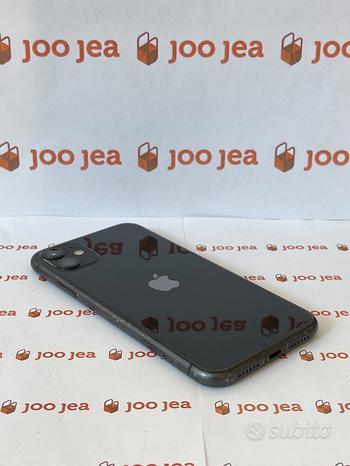IPhone 11 128gb Nero