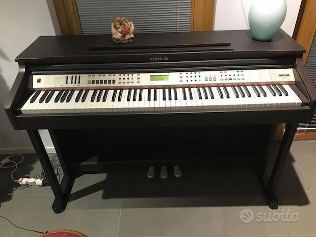 Pianoforte elettronico ORLA