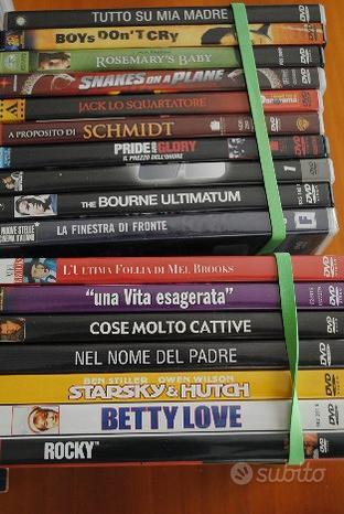 DVD originali usati - Parte 2