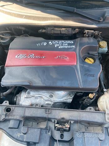 Motore cambio mito 1.6 gasolio