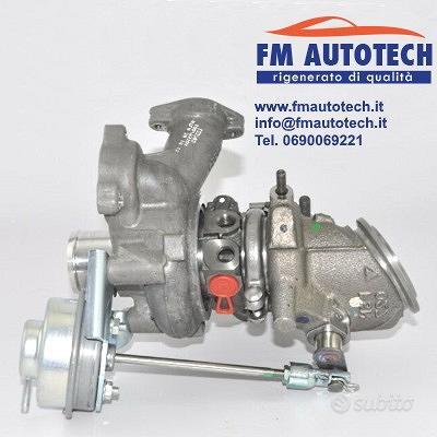 Turbina Mitsubishi 4937303012 Fiat,Lancia Twin-Air
