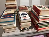 Stock lotto 50 libri a contenuto storico