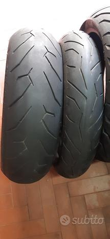 Gomme moto usate