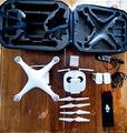 DJI Phantom 3 Advanced drone zaino accessori