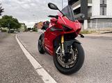 Ducati Panigale V4S akrapovic