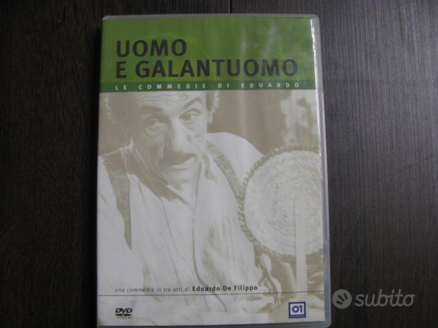 Eduardo de filippo uomo e galantuomo dvd