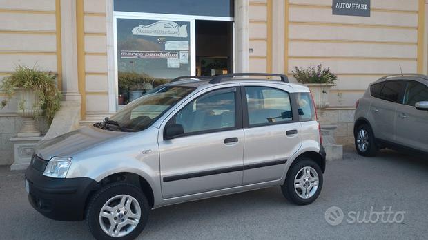 FIAT Panda 1.2 4x4 solo 35mila km - 2007