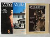 Tre riviste ANTIQUARIATO 1984-1988