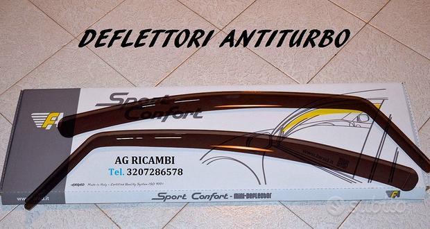 Deflettori oscurati Alfa Romeo Giulietta