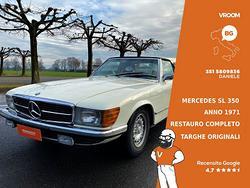 Mercedes-Benz Serie SL SL 350 CABRIO ANNO 197...