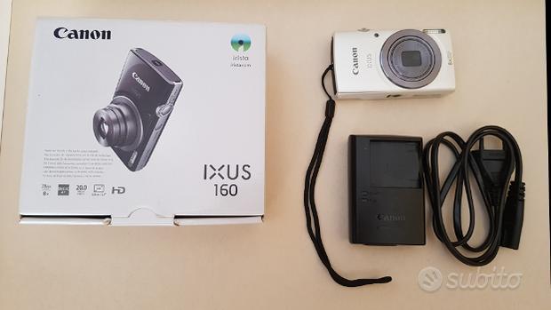 Fotocamera Digitale Canon Ixus 160