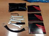 Honda Crosstourer 1200 attrezzi e manual uso