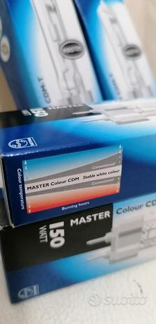 Lampade Phillips Master colour CDM-T 150W/830 G12