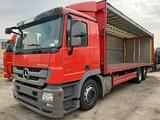 Mercedes Actros 2541 6x2 - Euro 5