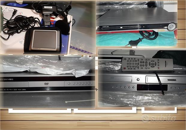 Video,DVD,Monitor,ed altro